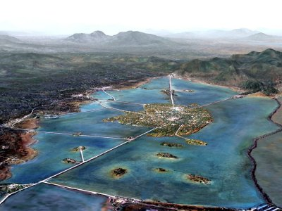 Mexico-Tenochtitlan: July 18, 1325, Mexicah People Founded Modern-Day Mexico City