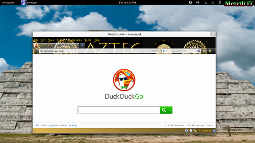 DuckDuckGo Reflected Disinformation by the West's Media
