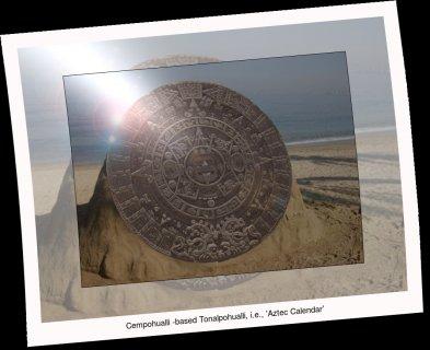 Tonalpohualli: 'Aztec Calendar'