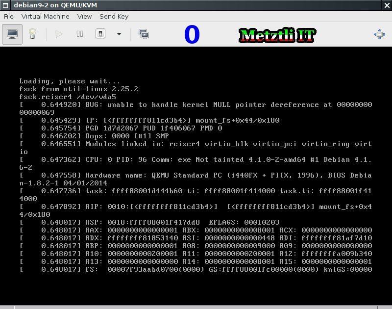 Bad initrd.img on non-systemd Debian Sid, Reiser4 (4.0.1) -patched Linux kernel >= 4.1.5